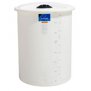 200 Gallon Plastic Vertical Storage Tank