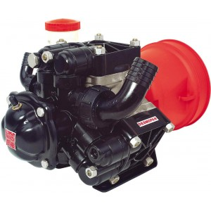 "Diaphragm Pump with 1-1/2"" HB Inlet x 1"" HB Outlet"