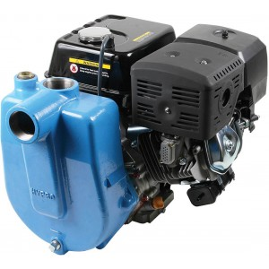 """13 HP PowerPro w/ Electric Start Gas Cast Iron Centrifugal Pump with 2"""" NPT Inlet x 2"""" NPT Outlet"""