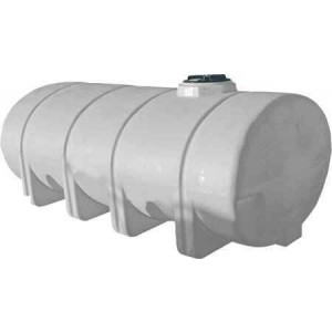 2035 Gallon Elliptical Leg Tank with Bands