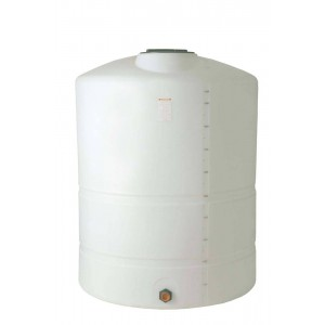 1200 Gallon Plastic Vertical Storage Tank
