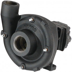 "Hydraulic Cast Iron Centrifugal Pump with 2"" NPT Inlet x 1-1/2"" NPT Outlet"