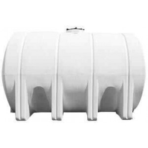 3725 Gallon Horizontal Leg Tank with Bands