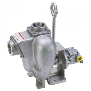 "Gresen Hydraulic Engine Stainless Steel Pump with 3"" NPT"