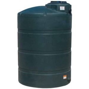 1350 Gallon Plastic Water Storage Tank