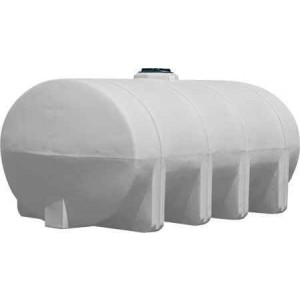 2635 Gallon Elliptical Leg Tank with Bands