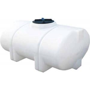 535 Gallon Elliptical Leg Tank with Bands