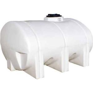1035 Gallon Elliptical Leg Tank with Bands