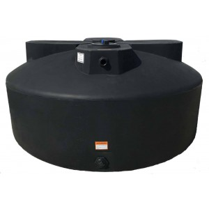 600 Gallon Plastic Water Storage Tank