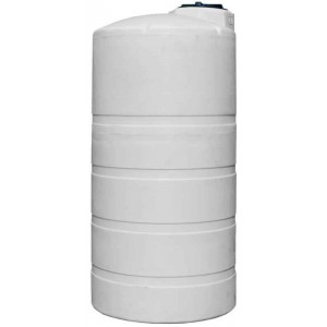 750 Gallon Plastic Vertical Storage Tank