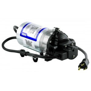 """115 Volt Automatic Demand Electric Pump with 6' Power Cord - 1/2"""" MSPT"""