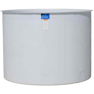 1500 Gallon PE Open Top Containment Tank