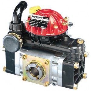 """Diaphragm Pump with 1-1/4"""" HB Inlet x 1/2"""" HB Outlet"""