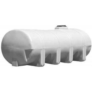 1635 Gallon Elliptical Leg Tank with Bands