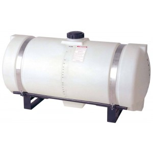 150 Gallon Applicator Tank w/ Deep Sump