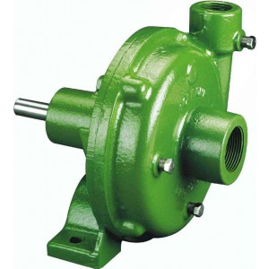 "Belt Driven Cast Iron Pump with 1-1/4"" Suction x 1"" Discharge"