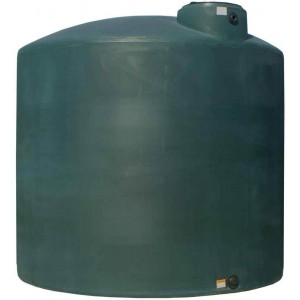 6600 Gallon Plastic Water Storage Tank