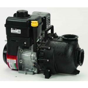 "6.5 HP Briggs & Stratton Gas Engine Poly Pump with 3"" NPT"