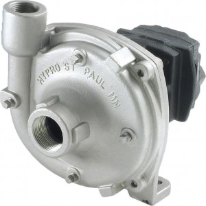 "Hydraulic Stainless Steel Centrifugal Pump with 1-1/4"" NPT Inlet x 1"" NPT Outlet"
