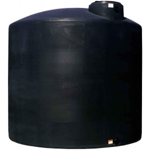 6500 Gallon Plastic Water Storage Tank