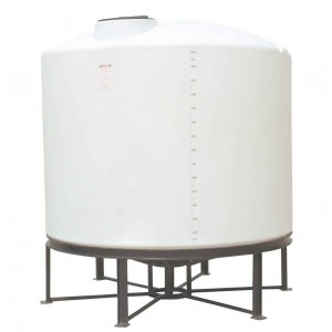 1700 Gallon Cone Bottom Tank w/ Stand