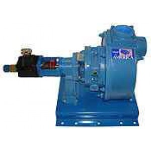 "Hydraulic Cast Iron Transfer Pump -  3"" NPT Inlet x 3"" NPT Outlet"