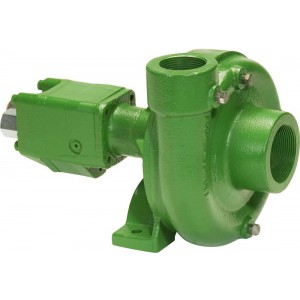 "Ace 206 Hydraulic Driven Cast Iron Pump with 1-1/4"" Suction x 1"" Discharge"
