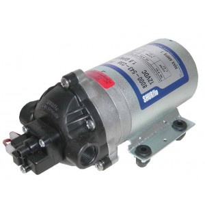 "230 Volt Electric Pump with 3/8"" NPT Inlet x 3/8"" NPT Outlet"