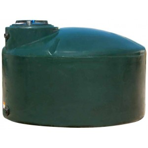 550 Gallon Plastic Water Storage Tank