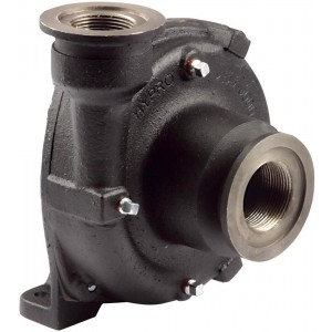 Gear Driven Cast Iron Centrifugal Pump with 220 Flange Inlet x 220 Flange Outlet
