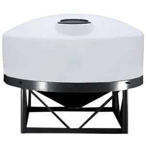 1020 Gallon Cone Bottom Tank w/ Stand