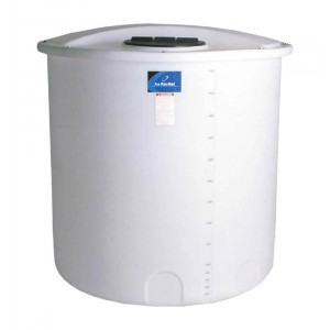500 Gallon PE Open Top Containment Tank