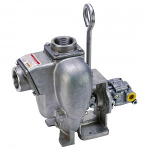 "Gresen Hydraulic Engine Stainless Steel Pump with 2"" NPT"