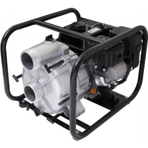 "6.5 HP PowerPro Gas Aluminum Transfer Pump with 3"" NPT Inlet x 3"" NPT Outlet"
