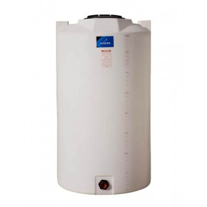 420 Gallon Plastic Vertical Storage Tank