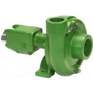 "Ace 203 Hydraulic Driven Cast Iron Pump with 1-1/4"" Suction x 1"" Discharge"
