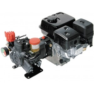 6.5 HP PowerPro w/ Electric Start Gas Diaphragm Pump