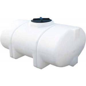 335 Gallon Elliptical Leg Tank with Bands