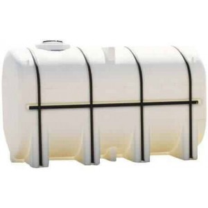 4250 Gallon Elliptical Leg Tank with Bands