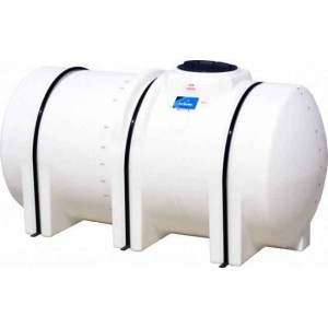 735 Gallon Horizontal Leg Tank with Bands