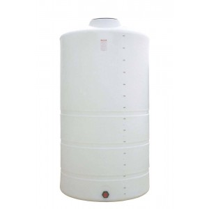 1525 Gallon Plastic Vertical Storage Tank