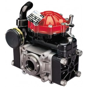 """Diaphragm Pump with 1"""" HB Inlet x 1/2"""" HB Outlet"""
