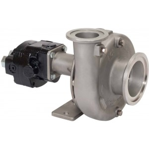 Ace 304 Hydraulic Driven 316 Stainless Steel Pump with 300 Flange Suction x 220 Flange Discharge
