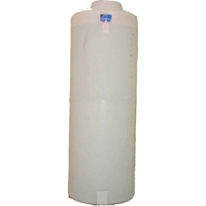 900 Gallon Plastic Vertical Storage Tank