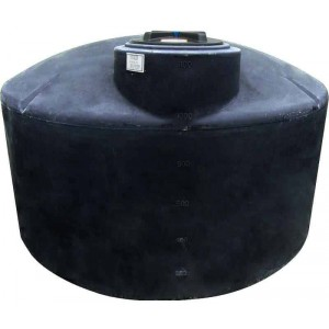 1100 Gallon Plastic Water Storage Tank
