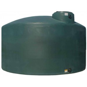 3000 Gallon Plastic Water Storage Tank