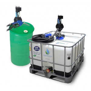 DEF Top Unload IBC Tote Dura-Pump Kit