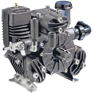 "Medium Pressure Diaphragm Pump -  1"" HB Inlet x 3/4"" NPT Outlet"