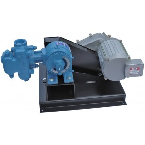 1-1/2 HP Single Phase Poly Irrigation Injection Pump
