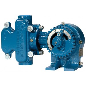 "Cast Iron Piston Hydraulic Pump -  1-1/2"" NPT Inlet x 1-1/2"" NPT Outlet"
